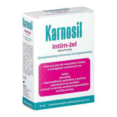 Karnosil Intim-żel  zamów na apo-discounter.pl