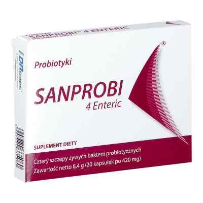 Sanprobi 4 Enteric  zamów na apo-discounter.pl