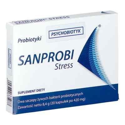 Sanprobi Stress  zamów na apo-discounter.pl