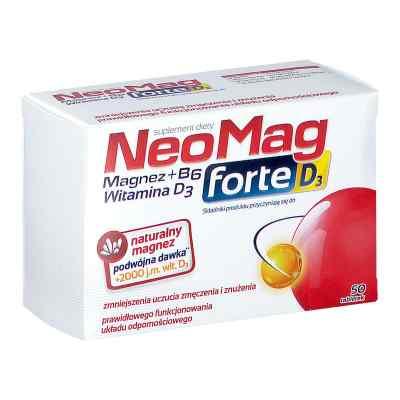 Neomag forte D3  zamów na apo-discounter.pl