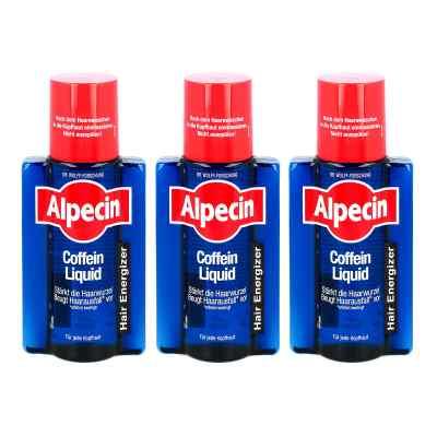 Zestaw Alpecin After Shampoo tonik do włosów  zamów na apo-discounter.pl