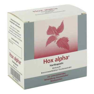 Hox alpha Kapseln