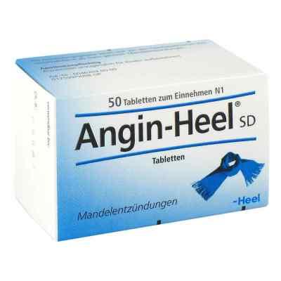 Angin Heel tabletki