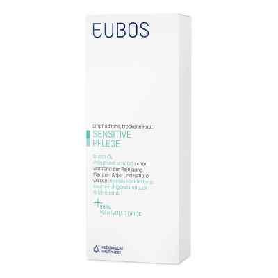 Eubos Sensitive olejek pod prysznic  zamów na apo-discounter.pl