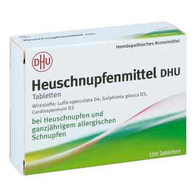 DHU preparat na katar sienny, tabletki