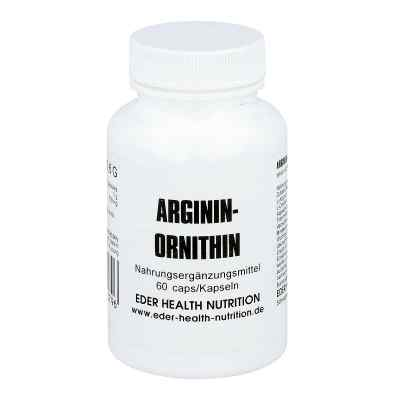 Arginin Ornithin Kapseln  zamów na apo-discounter.pl