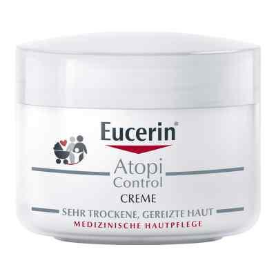Eucerin Atopicontrol krem do skóry atopowej   zamów na apo-discounter.pl