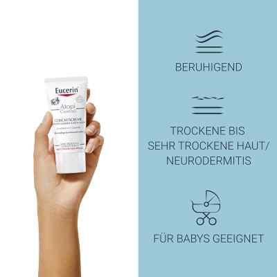 Eucerin Atopicontrol krem do twarzy skóra atopowa  zamów na apo-discounter.pl