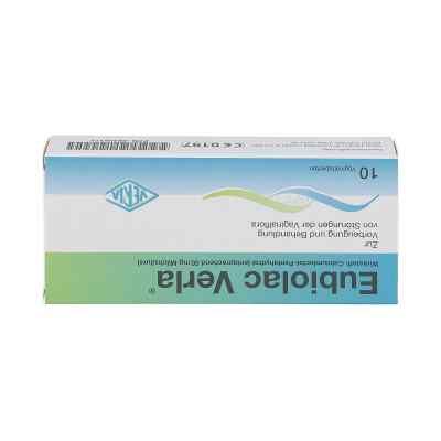 Eubiolac Verla tabletki dopochwowe