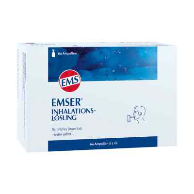 Emser roztwór do inhalacji z solą emską - ampułki  zamów na apo-discounter.pl