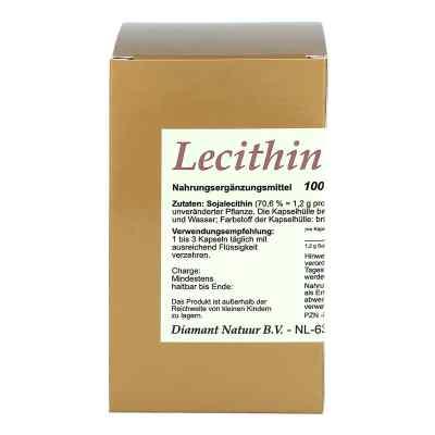 Lecithin 1200 kapsułki  zamów na apo-discounter.pl