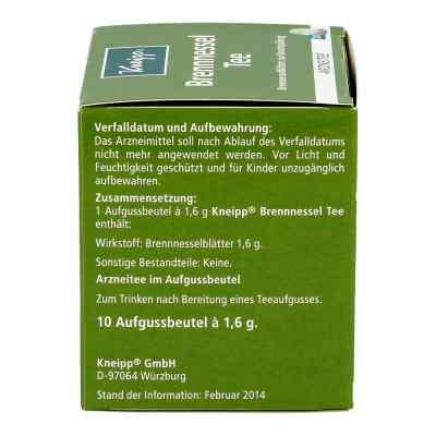 Kneipp herbata z pokrzywy