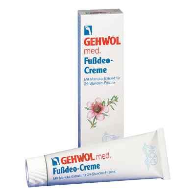 Gehwol med. Dezodorant do stóp w kremie  zamów na apo-discounter.pl