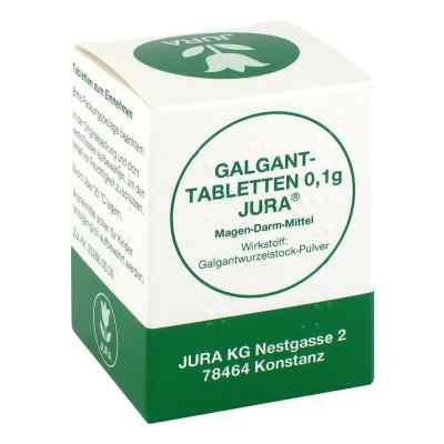 Galganttabletten 0,1 Jura