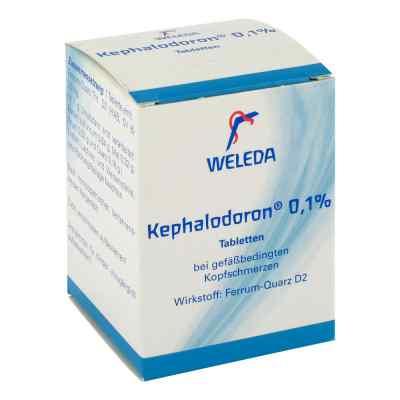 Kephalodoron 0,1% Tabl.  zamów na apo-discounter.pl