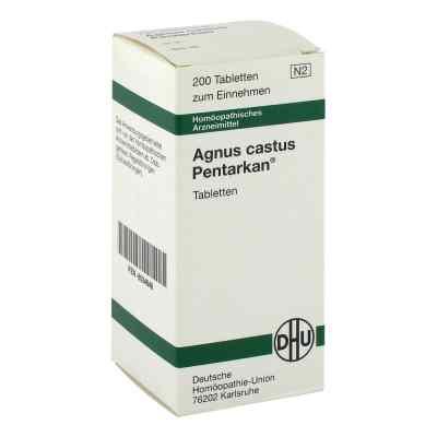 Agnus Castus Pentarkan Tabl.  zamów na apo-discounter.pl