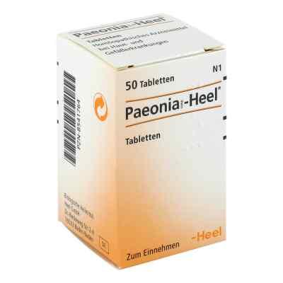 Paeonia Comp. Heel tabletki  zamów na apo-discounter.pl