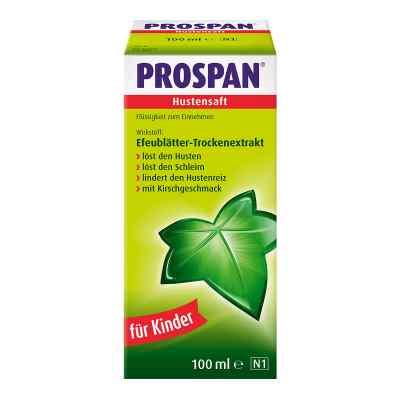 Prospan Sok na kaszel   zamów na apo-discounter.pl