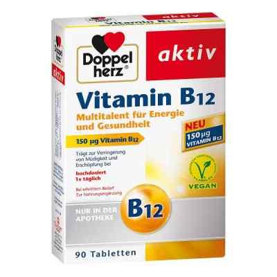 Doppelherz Witamina B12 tabletki  zamów na apo-discounter.pl