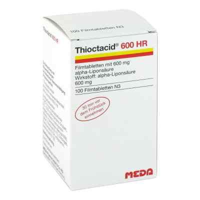 Thioctacid 600 Hr Filmtabl.  zamów na apo-discounter.pl