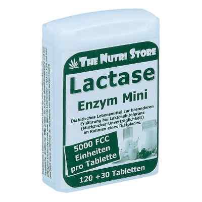 Lactase 5000 Fcc Enzym Mini tabletki  zamów na apo-discounter.pl