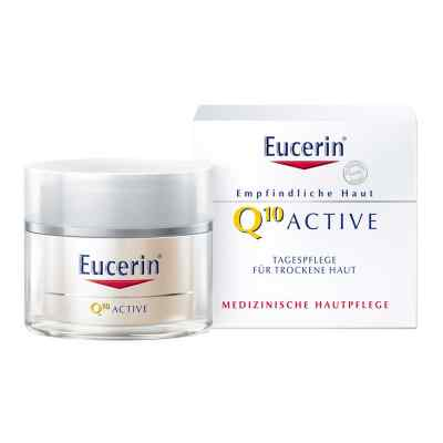 Eucerin Q10 Active Wygładzający krem p/zmarszczkowy na dzień  zamów na apo-discounter.pl