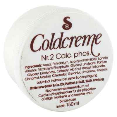 Coldcreme Calc. phosph., Nr. 2  zamów na apo-discounter.pl