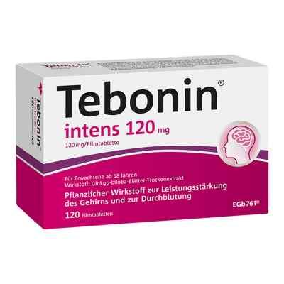 Tebonin intens 120 mg tabletki powlekane  zamów na apo-discounter.pl