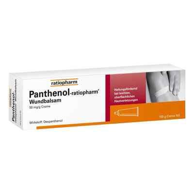 Panthenol Ratiopharm balsam na rany  zamów na apo-discounter.pl