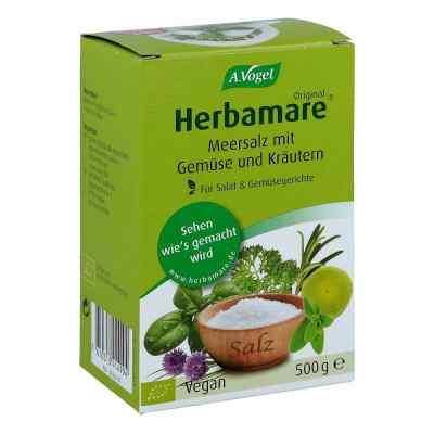 A. Vogel Herbamare sól opakowanie uzupełniające  zamów na apo-discounter.pl