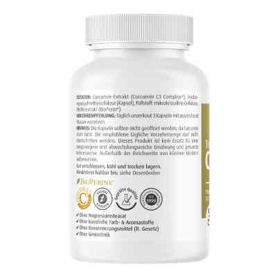 Curcumin-triplex3 500 mg/Kapsułka 95% kurkumina + bioperyna  zamów na apo-discounter.pl