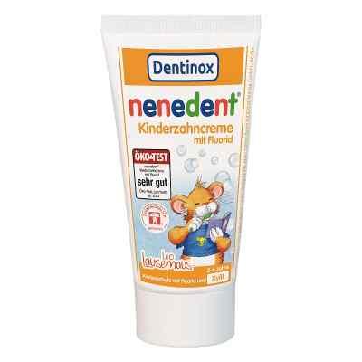 Nenedent pasta do zebów dla dzieci z fluorkiem tubka stojąca  zamów na apo-discounter.pl