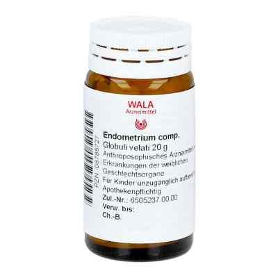 Endometrium Comp. Globuli  zamów na apo-discounter.pl