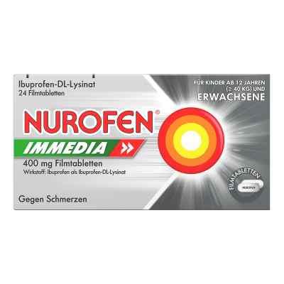 Nurofen Immedia 400 mg tabletki powlekane  zamów na apo-discounter.pl