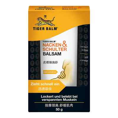 Tiger Balm balsam do szyi i ramion