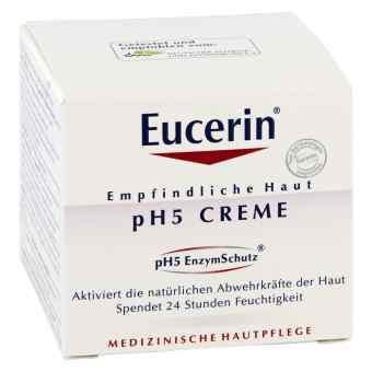 Eucerin pH5 Krem nawilżający do twarzy i ciała