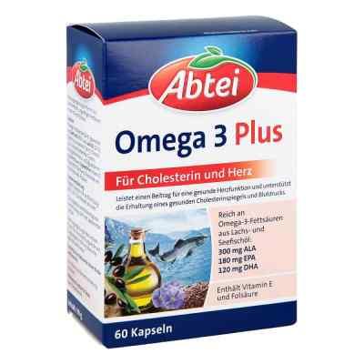 Abtei Omega 3-6-9 kapsułki  zamów na apo-discounter.pl