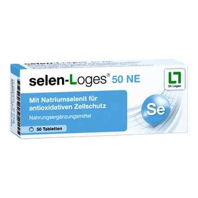 Selen Loges 50 Ne Tabl.  zamów na apo-discounter.pl