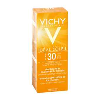 Vichy Capital Soleil fluid ochronny do twarzy LSF30  zamów na apo-discounter.pl