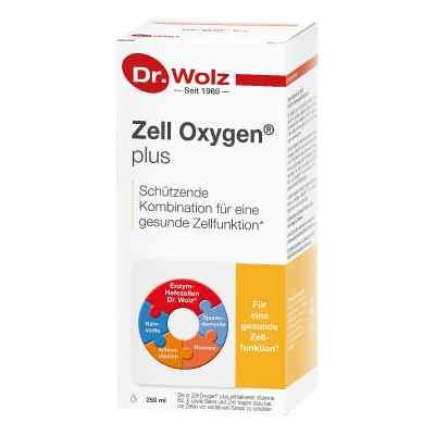 Dr Wolz Zell Oxygen Plus preparat probiotyczny   zamów na apo-discounter.pl