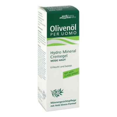 Olivenoel Per Uomo Hydro krem-żel, cera zmęczona  zamów na apo-discounter.pl