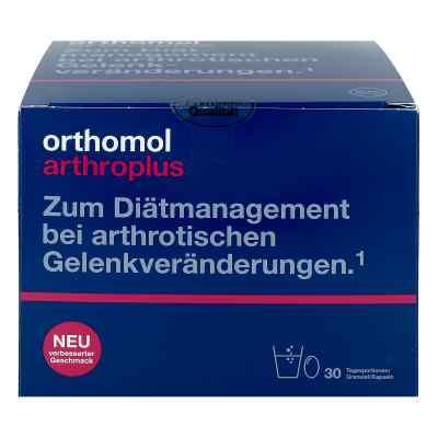 Orthomol Arthro plus proszek+kapsułki  zamów na apo-discounter.pl