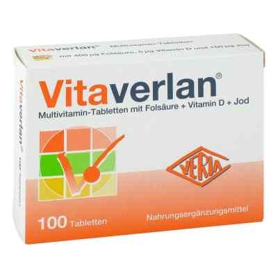Vitaverlan tabletki  zamów na apo-discounter.pl