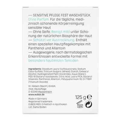 Eubos Sensitive mydło bezalkaliczne  zamów na apo-discounter.pl