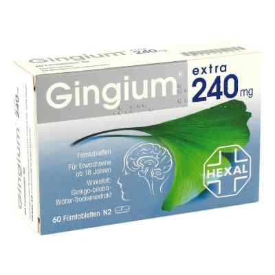Gingium extra 240 mg Filmtabl.