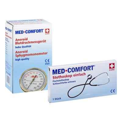 Ampri Blutdruckmessgeraet + Stethoskop  zamów na apo-discounter.pl