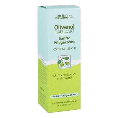 Olivenoel Hautzart Sanfte Pflegecreme  zamów na apo-discounter.pl