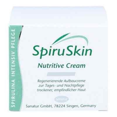 Spiruskin Nutritive Cream f.trockene Haut  zamów na apo-discounter.pl