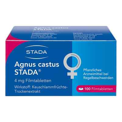 Agnus Castus Stada 4 mg tabletki powlekane   zamów na apo-discounter.pl