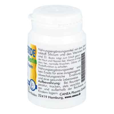 Krzemionka + Biotin kapsułki